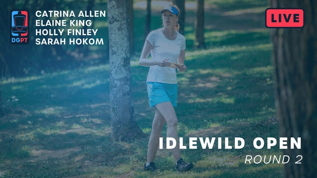 2019 Idlewild Open Live Replay - FPO Round 2