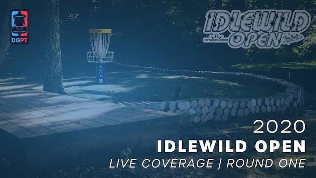 2020 Idlewild Open Live | Round One  ...