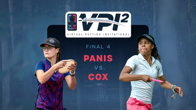 Rebecca Cox vs Kona Star Panis | VPI2 | FINAL 4