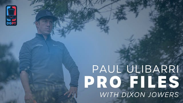 Paul Ulibarri - Pro Files with Dixon ...