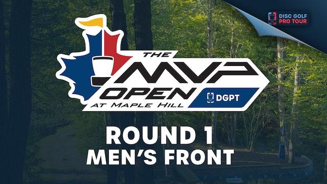 Round 1, Men's Front | MVP Open