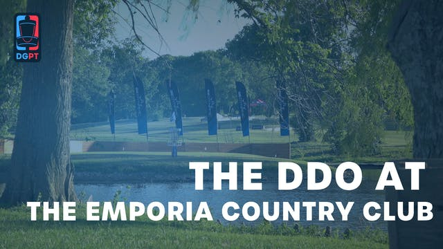 The DDO at The Emporia Country Club