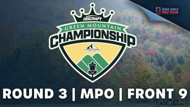 Round 3, Men's Front | Green Mountain Championship