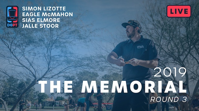 2019 Memorial Live Replay - MPO Round 3