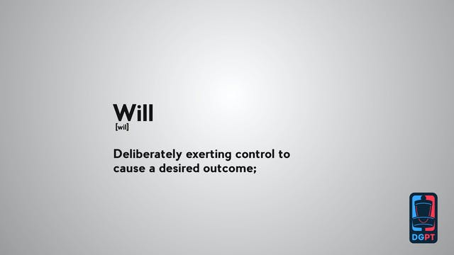 Define the Sport - Will