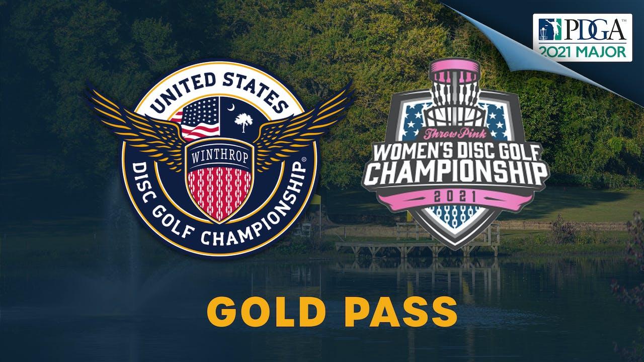 United States Disc Golf Championship - Gold Pass