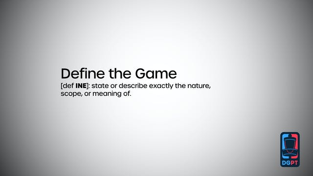 Define the Game