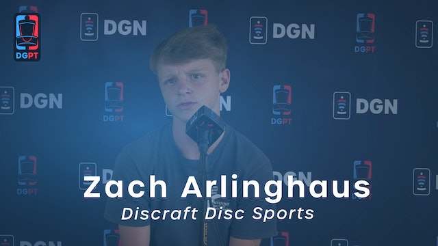 Zach Arlinghaus Press Conference