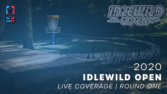 2020 Idlewild Open Live | Round One  - Part 2