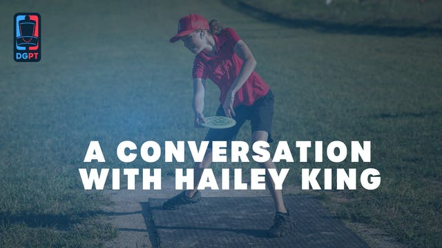 A Conversation with Hailey King