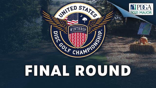 Final Round   United States Disc Golf Championship