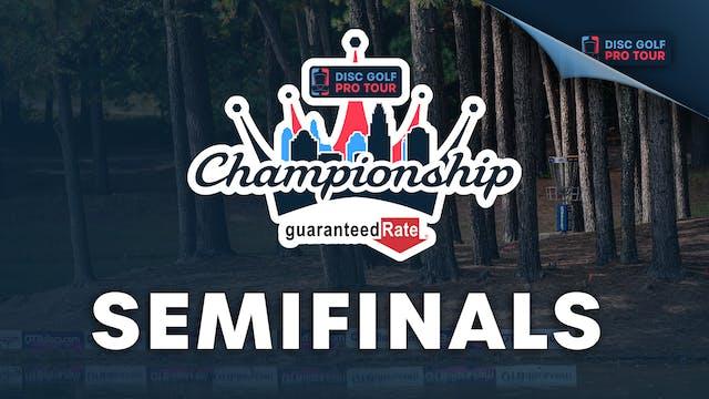 Semifinals, MPO | Tour Championship P...