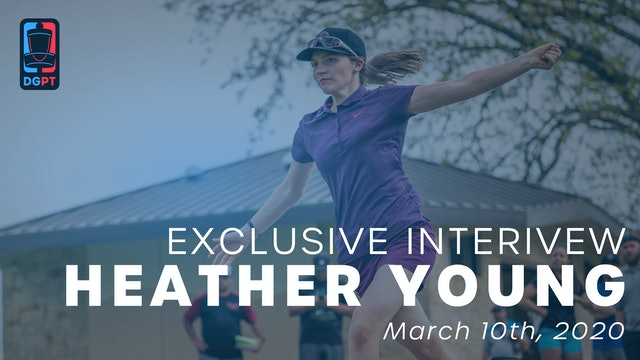 Heather Young Exclusive Interview