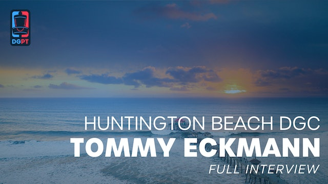 Tommy Eckmann - Full Interview