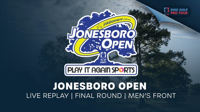 Jonesboro Open | Final Round | Men's ...