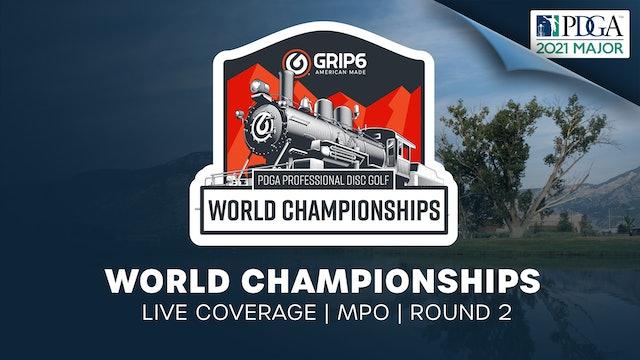 PDGA World Championships |  Round 2 | Men