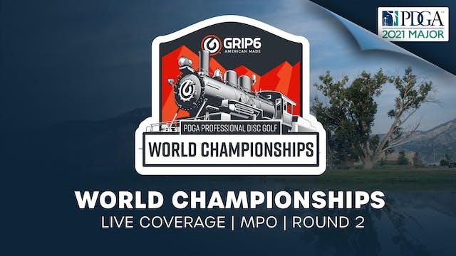 PDGA World Championships |  Round 2 |...
