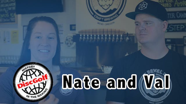 The Flatball Collection | Nate and Val