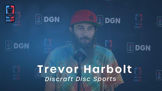Trevor Harbolt Press Conference