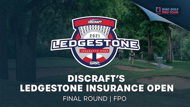 Ledgestone Insurance Open | Final Round | FPO