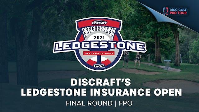 Ledgestone Insurance Open | Final Rou...