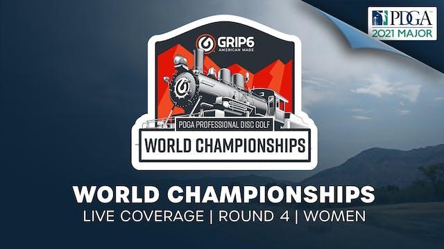 PDGA World Championships | Round 4 | ...