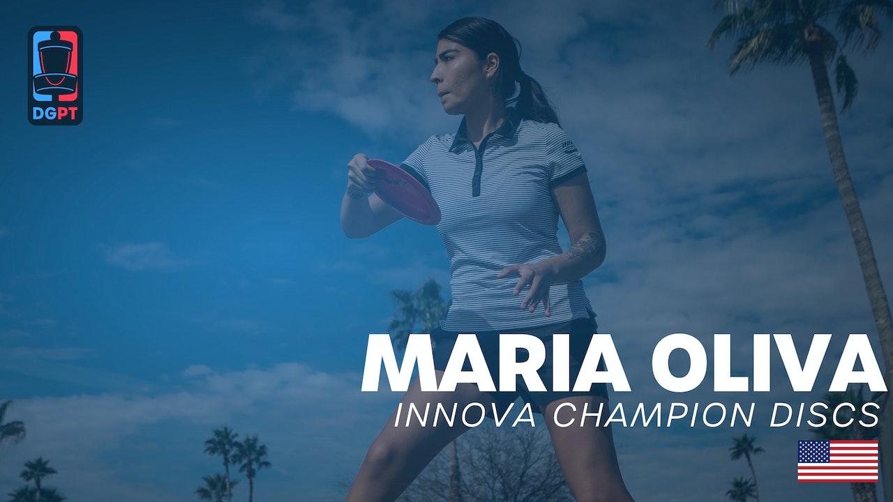 Maria Oliva