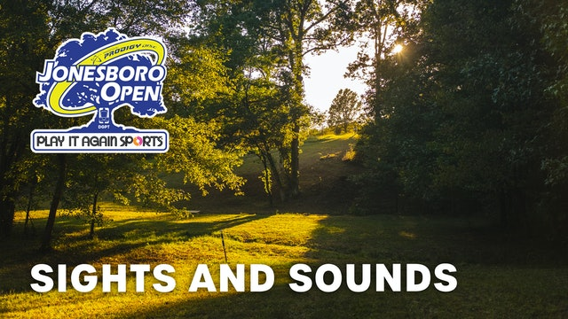 Jonesboro Open Presented by Prodigy | Sights and Sounds