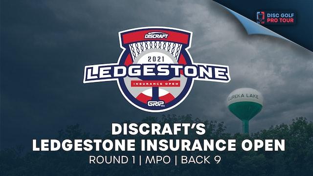 Ledgestone Insurance Open | Round 1 | Men's Back