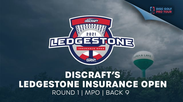 Ledgestone Insurance Open | Round 1 |...
