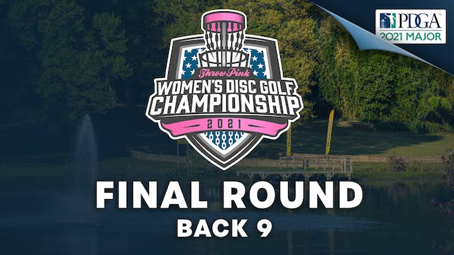 Final Round, Back 9 | Throw Pink Wome...