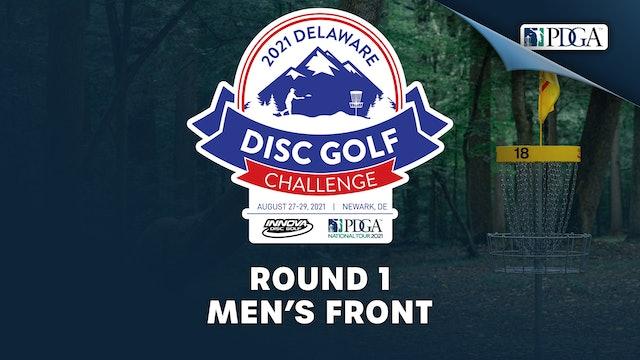 Round 1, Men's Front | Delaware Disc Golf Challenge