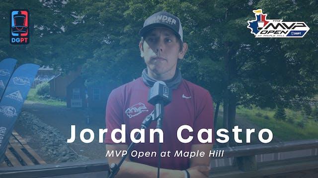 Jordan Castro Press Conference