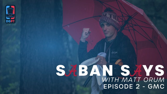 Saban Says Ep. 2 - Green Mountain Championships