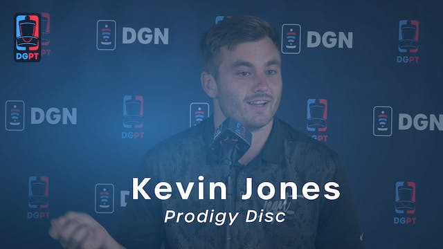 Kevin Jones Press Conference