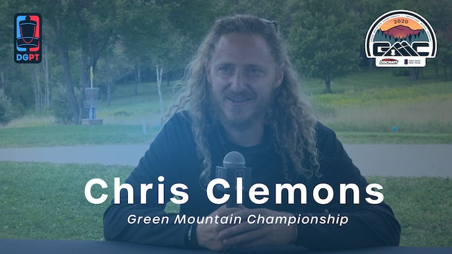 Chris Clemons Press Conference Interview