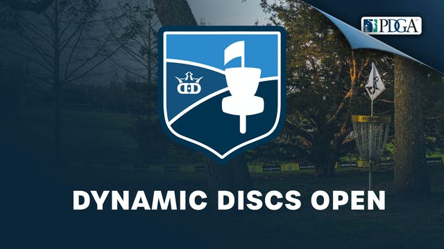 The Dynamic Discs Open