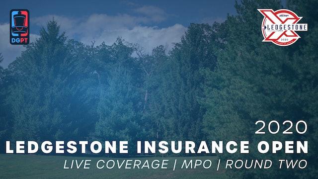 2020 Ledgestone Insurance Open Live | MPO | Round Two
