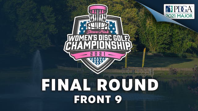 Final Round, Front 9 | Throw Pink Wom...