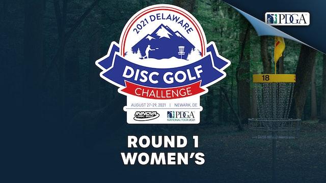 Round 1, Women's | Delaware Disc Golf Challenge