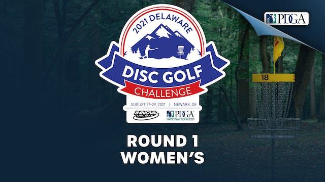 Round 1, Women's | Delaware Disc Golf...
