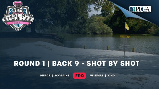 Shot by Shot Coverage | R1 - B9 | TPWDGC