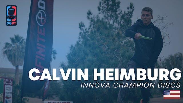 Calvin Heimburg
