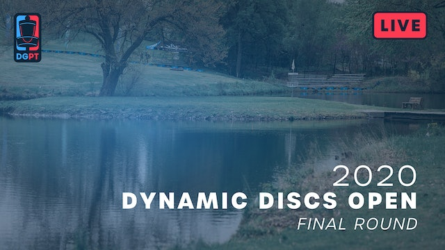 2020 Dynamic Discs Open Live   Final Round