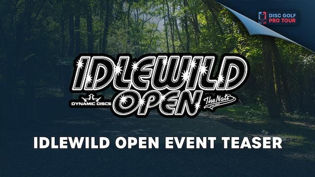 Idlewild Open | Event Teaser