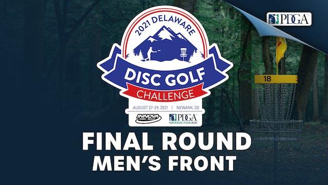 Final Round, Men's Front   Delaware D...