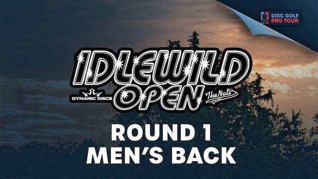 Round 1, Men's Back | Idlewild Open