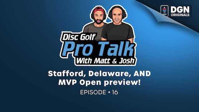 Ep. 16–Stafford, Delaware, and MVP Preview!