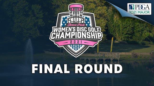 Final Round   Throw Pink Women's Disc Golf Championship