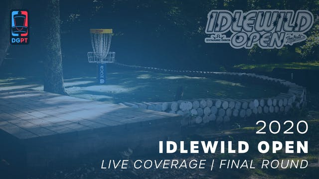 2020 Idlewild Open Live | Final Round